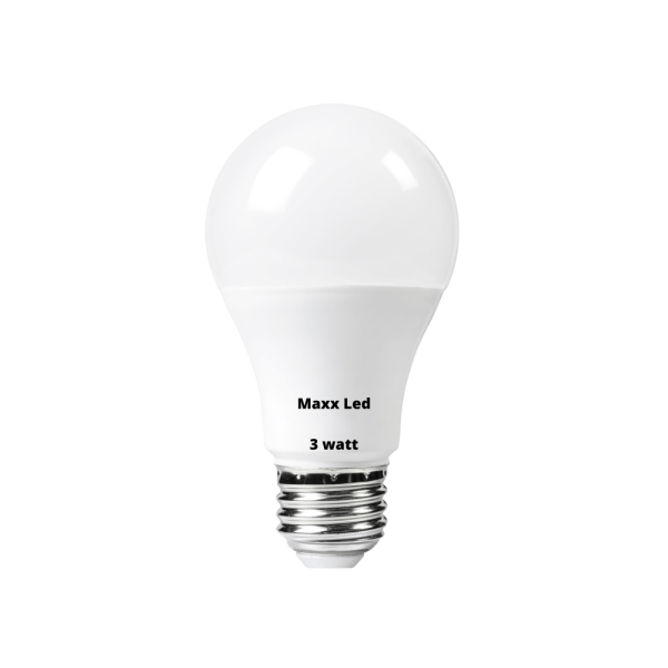 3 Watt LED Bulbs Price in Pakistan - Buy Maxx Led Bulbs Online